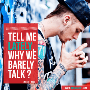 Deep MGK Quotes