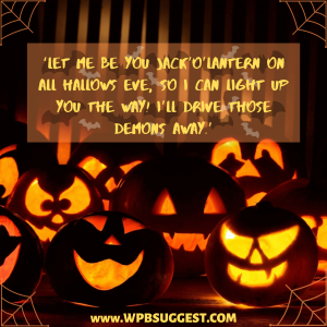 Halloween wishes quotes sayings & images
