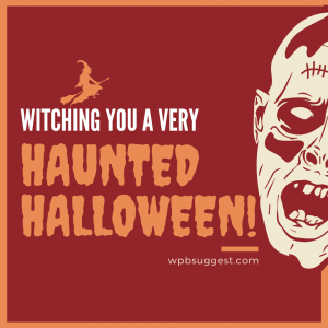 Halloween sayings for Facebook