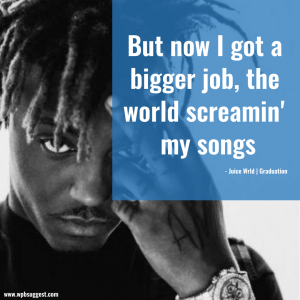 Juice Wrld Motivational Quotes