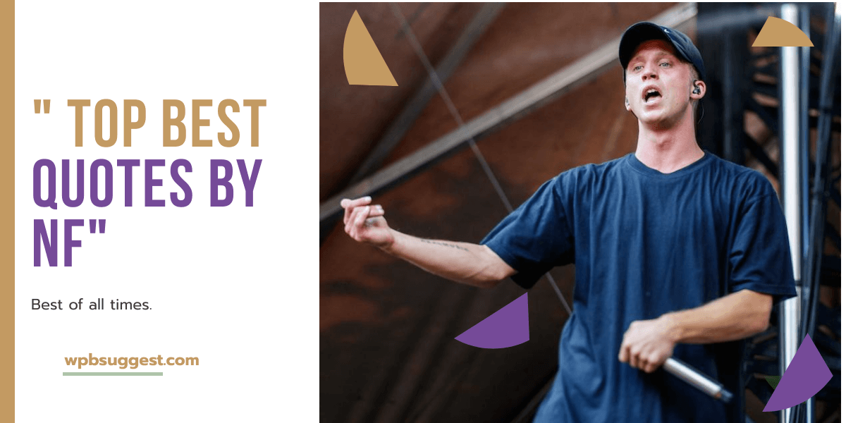 Best NF Quotes 2019