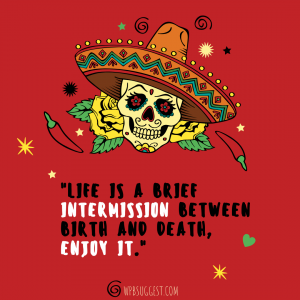 Day of the dead Quotes, Wishes and Sayings