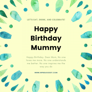 Quotes on Birthday Wishes