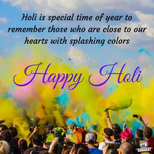 Happy Holi Wishes Whatsapp