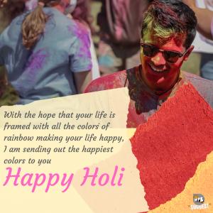 More Happy Holi Sayings