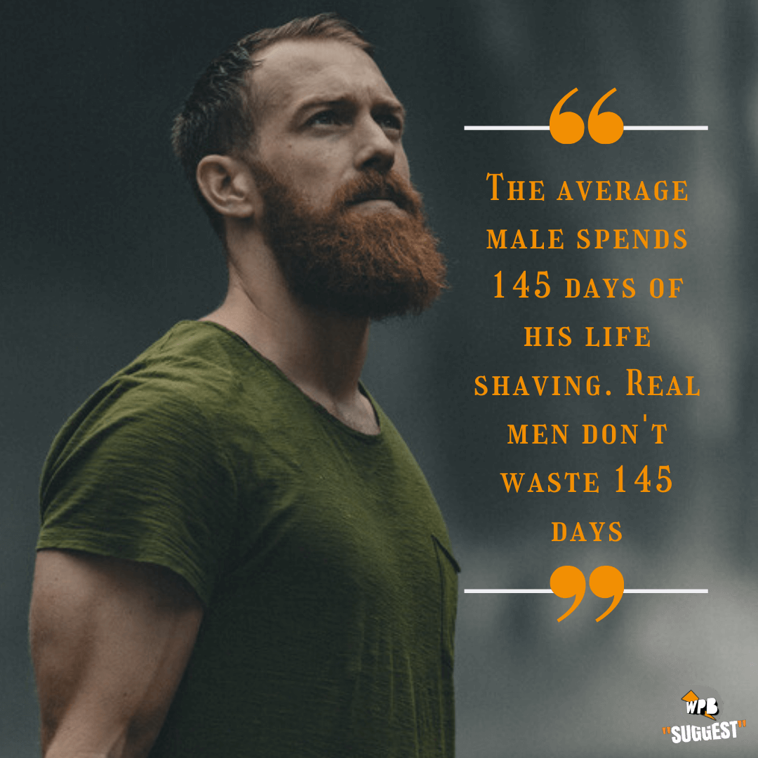 Beard Lover Quotes