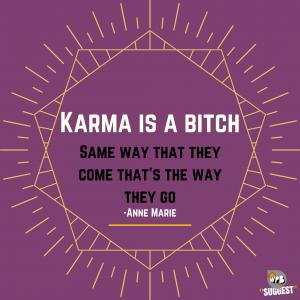 Anne Marie Lyrics Quotes