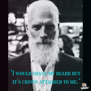 Funny Beard Quotes