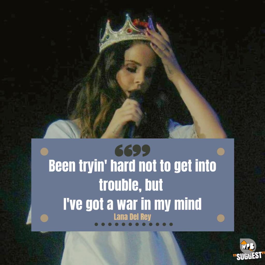 Lana Del Rey Quotes Funny