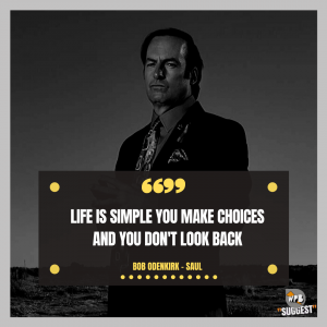 Breaking Bad Quotes by Saul