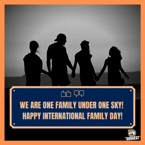 Wishes For International Families Day