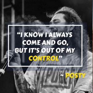 Post Malone Quotes