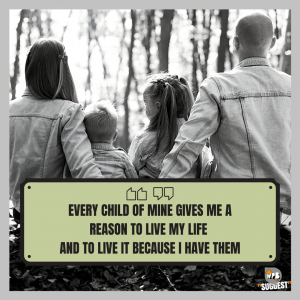 Sayings about your loving kids