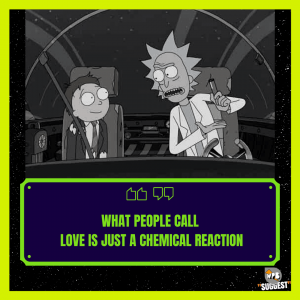 Rick and Mort Quotes for Instagram