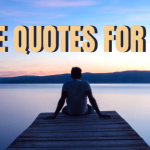 Alone Quotes for Boys
