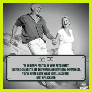 Happy Retirement Dad Sayings