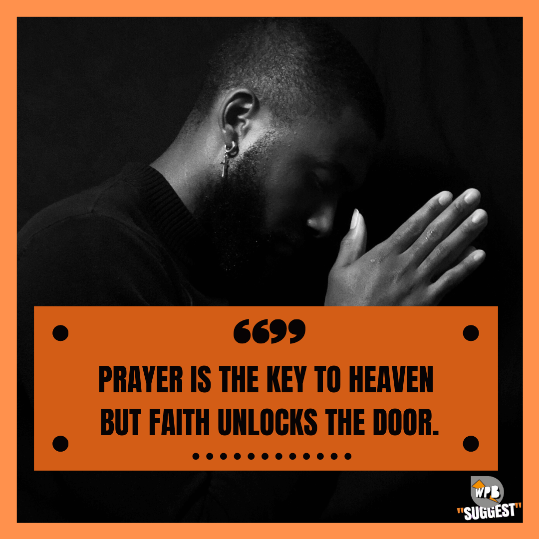 Have Faith In God Quotes About Praying