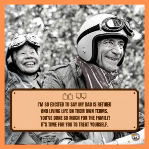 Happy Retirement Dad Quotes