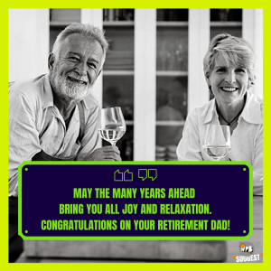 Happy Retirement Dad Images