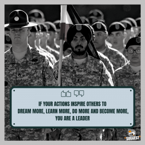 Love Army Quotes