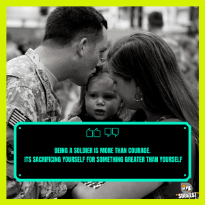 Army Love Quotes for Facebook