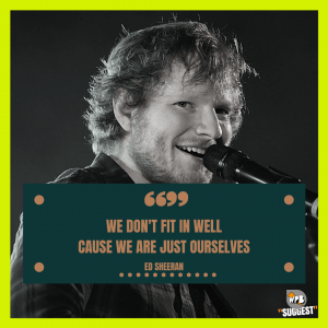 Ed Sheeran Lyrics Quotes
