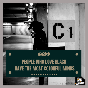 Black Quotes About Life