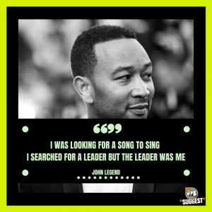 John Legend Captions