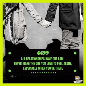 True Relationship Quotes Image