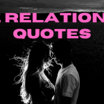 True Relationship Quotes