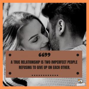 Happy True Relationship Quotes