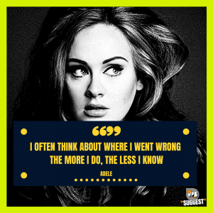 Adele Quotes For Facebook