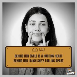 Fake Relationship Sayings Image