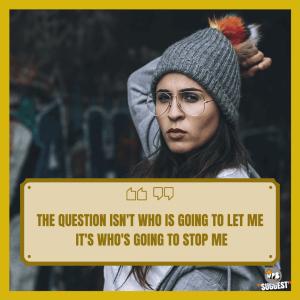 Badass Motivational Quotes Image