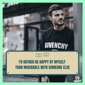 Guy Quotes For Instagram