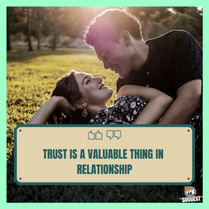 Trust Image Relationship