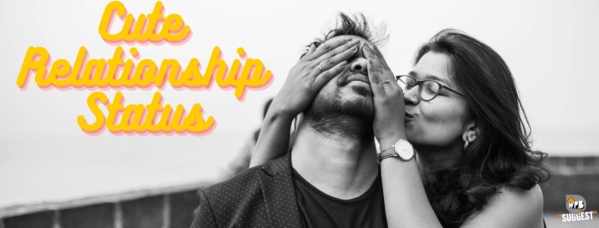 Cute Relationship Status