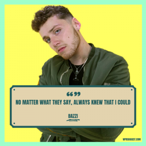 Bazzi Quotes For Facebook