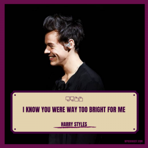 Harry Styles Quotes About Kindness Image Happy