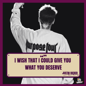 best Justin Bieber Quotes