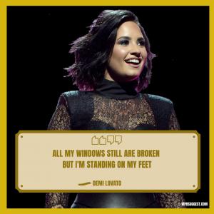 Demi Lovato Quotes Image