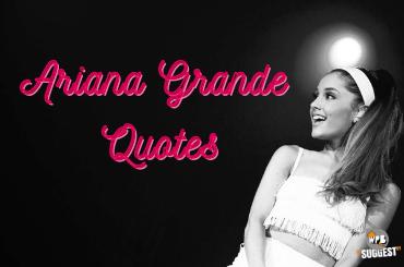 Ariana Grande Quotes Image
