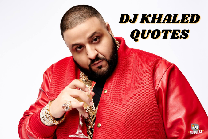DJ Khaled Quotes Cover Image