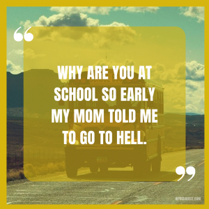 Funny school quotes yearbook