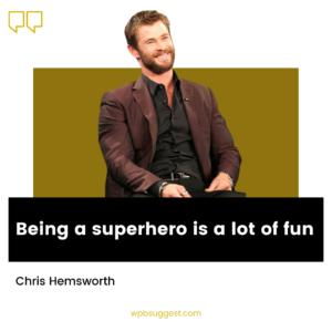 Thor Happy Quotes