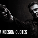 Liam Neeson Quotes Cover