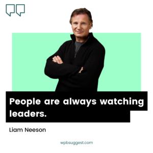 Liam Neeson Sayings Image