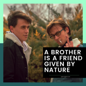 Quotes About Younger Brothers