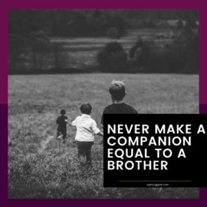 I Love YouBrother Quotes