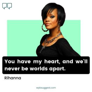Rihanna Captions Image